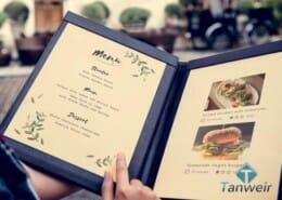 خدمات ترجمة قوائم المطاعم